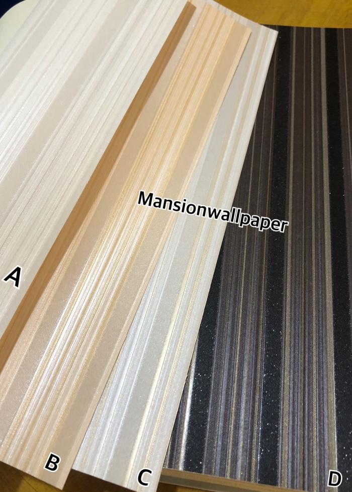 jual wallpaper dinding murah garis salur polos minimalis