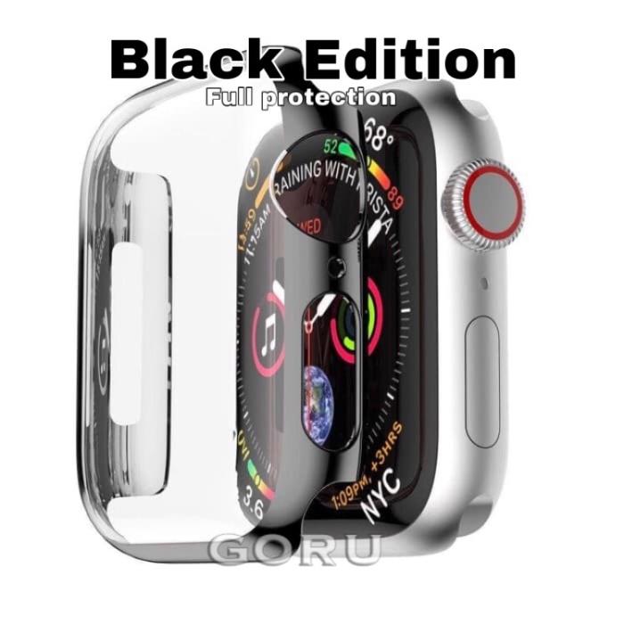 Foto Produk Hard case apple watch 4 iwatch 40 44 mm hardcase bumper full screen dari goru