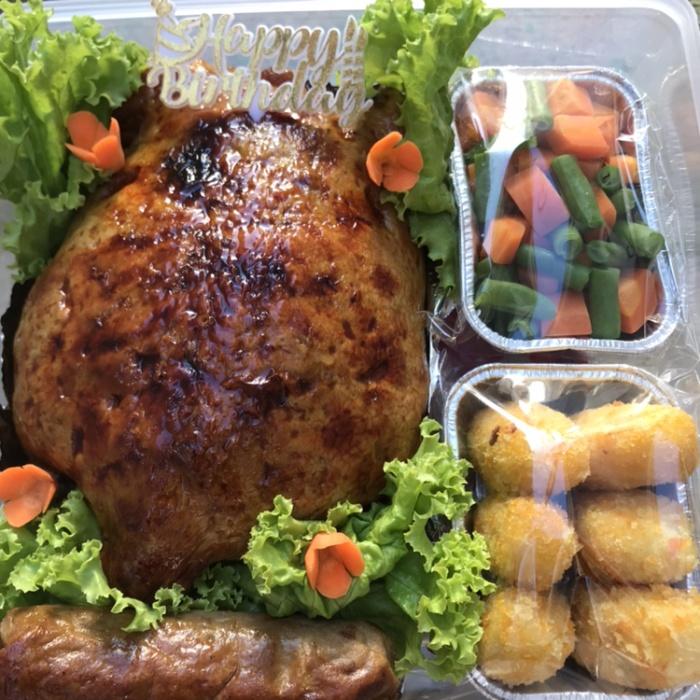Jual Ayam Kodok Kota Bekasi Hana Kitchen Tokopedia