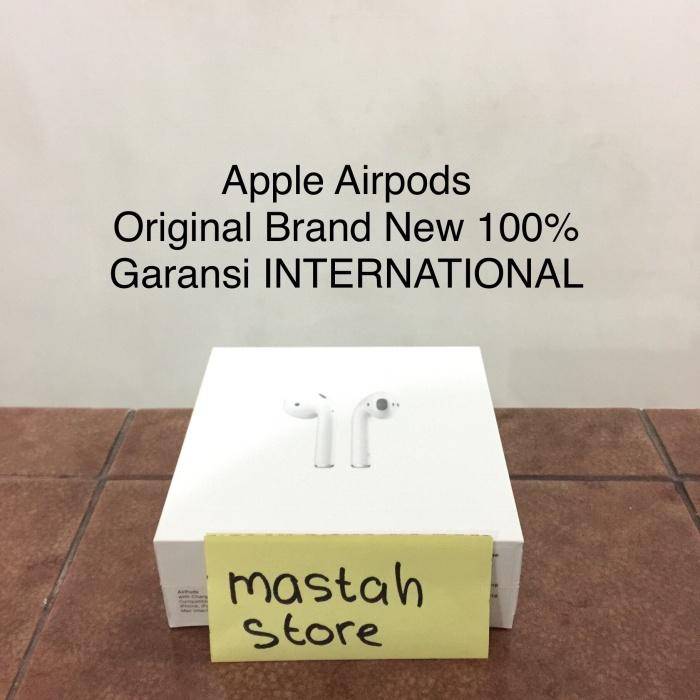 Foto Produk Apple Airpods Gen 1 Original dari mastah store