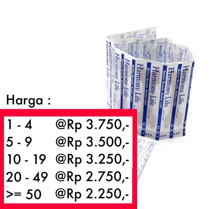 Foto Produk Harmony Life - Nasal Strips, Anti Snore / Anti Ngorok / Anti Dengkur dari GPU bekas