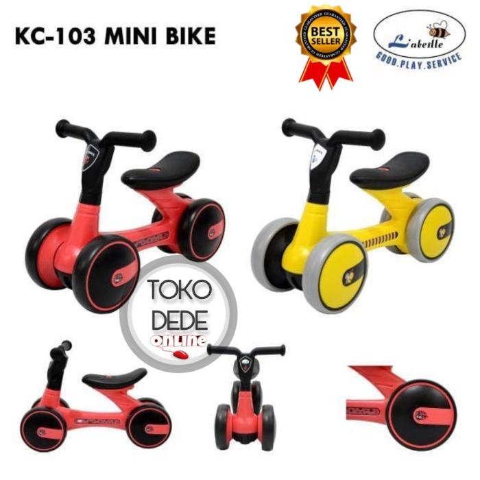 Jual Mini Bike Sepeda Anak KC 103 Sepeda Roda Empat