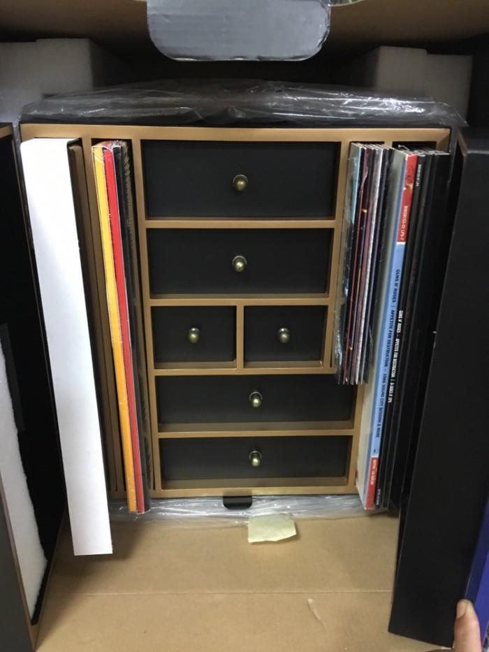 Jual Guns N Roses - Appetite for Destruction - Lock and Loaded Boxset Vinyl  - Kota Bandung - musik antik bandung | Tokopedia