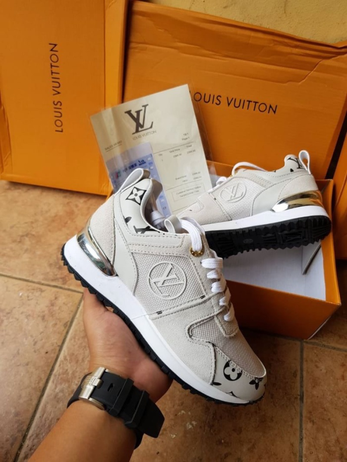 796e4228678 Jual Louis Vuitton Run Away Sneakers Premium Original women - Jakarta  Selatan - Claressa cloth | Tokopedia