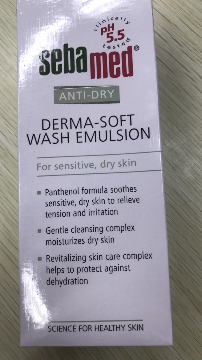 harga Sebamed antidry dermasoft wash emulsion Tokopedia.com