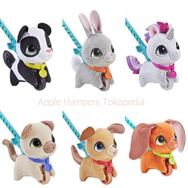 Foto Produk FurReal walkalots lil wags collection unicorn puppy bunny panda dari Apple Hampers
