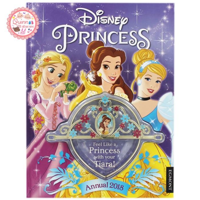 Buku Anak Import BBW Disney Princess Activity Book
