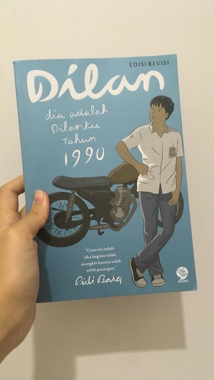 Jual BUKU DILAN 1990 Kab Tangerang Myusedbook