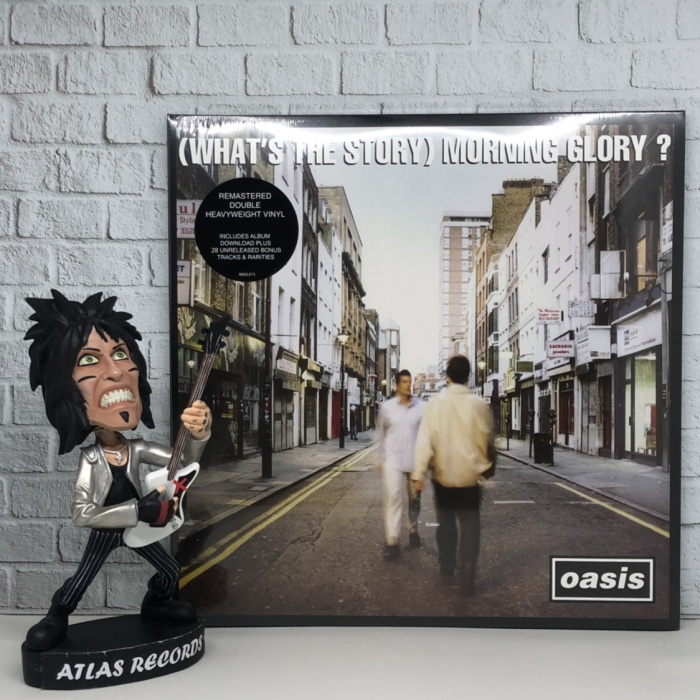 harga Vinyl / piringan hitam oasis - (what's the story) morning glory? Tokopedia.com