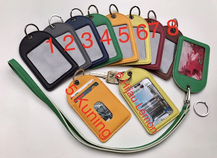 harga Access card holder plus tali | id card holder | digital e-money holder Tokopedia.com
