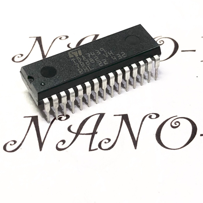 TDA7439 Original Pulled ST Integrated Circuit