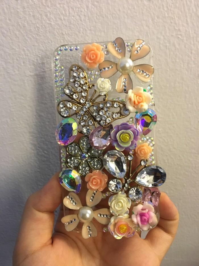 Foto Produk Casing iphone 4 blink manik dari Lynlyn
