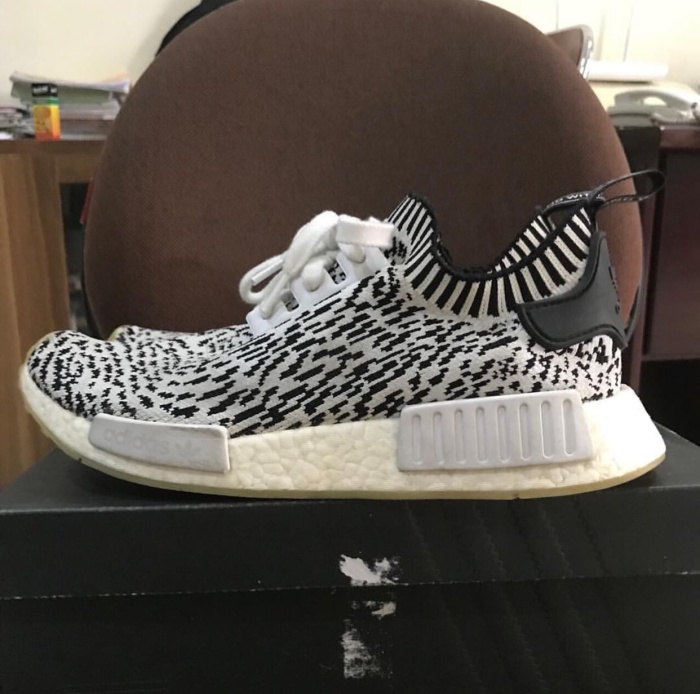 official photos 82a63 879c2 Jual ADIDAS NMD R1 SASHIKO WHITE - Kota Surabaya - messes | Tokopedia