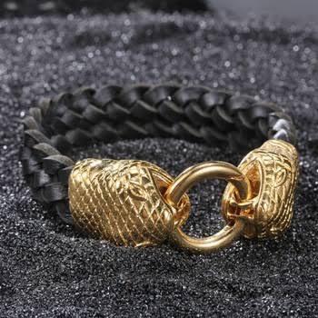 Foto Produk Snake head bracelet dari hustling hustler