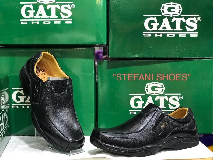 harga Sepatu kulit gats art mp-2601 original gats 100% Tokopedia.com