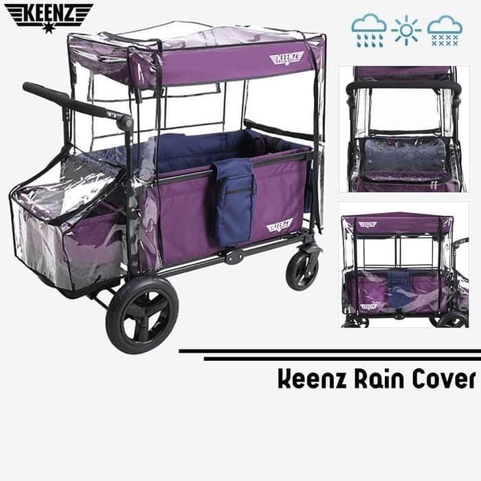Jual Keenz Wagon Rain Cover stroller - Jakarta Utara ...