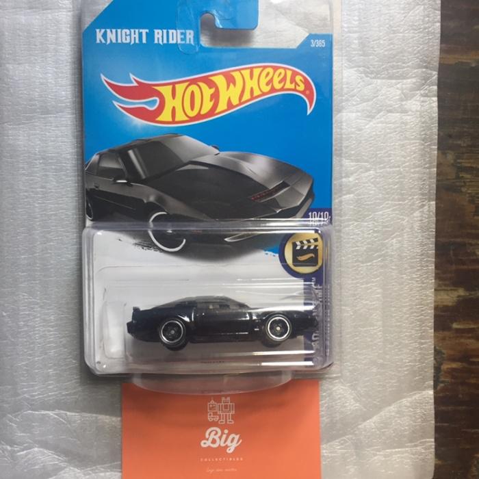 Jual Hot Wheels : Knight Rider KITT With Protector Case - DKI Jakarta - BIG  Collectibles | Tokopedia