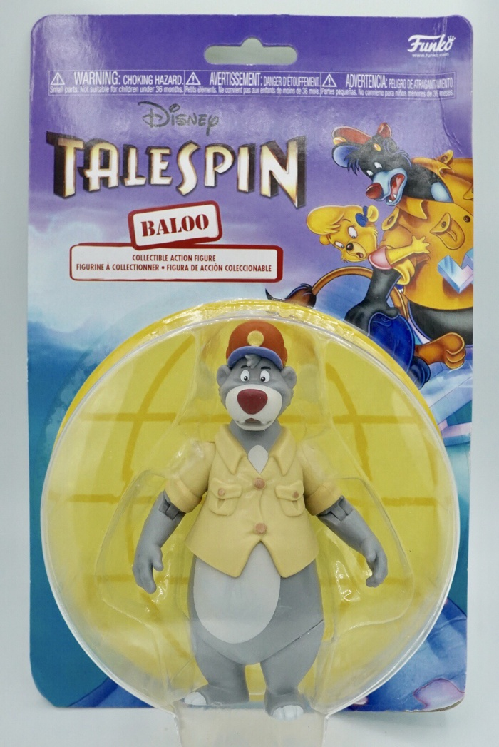 Baloo-TaleSpin Action Figure