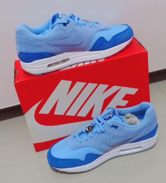 Jual Nike Air Max 1 Indigo Storm Have A Nike Day BNIB Kota Surabaya Adidas Sneaker | Tokopedia