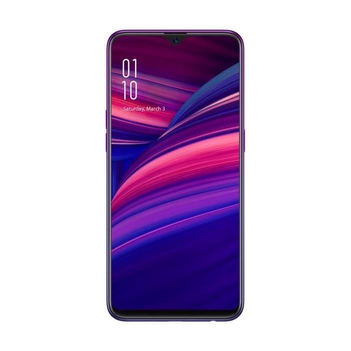 Foto Produk OPPO F9 Smartphone 4GB/64GB Starry purple garansi resmi Oppo dari Mrs.JK (Juliana Kerupuk)