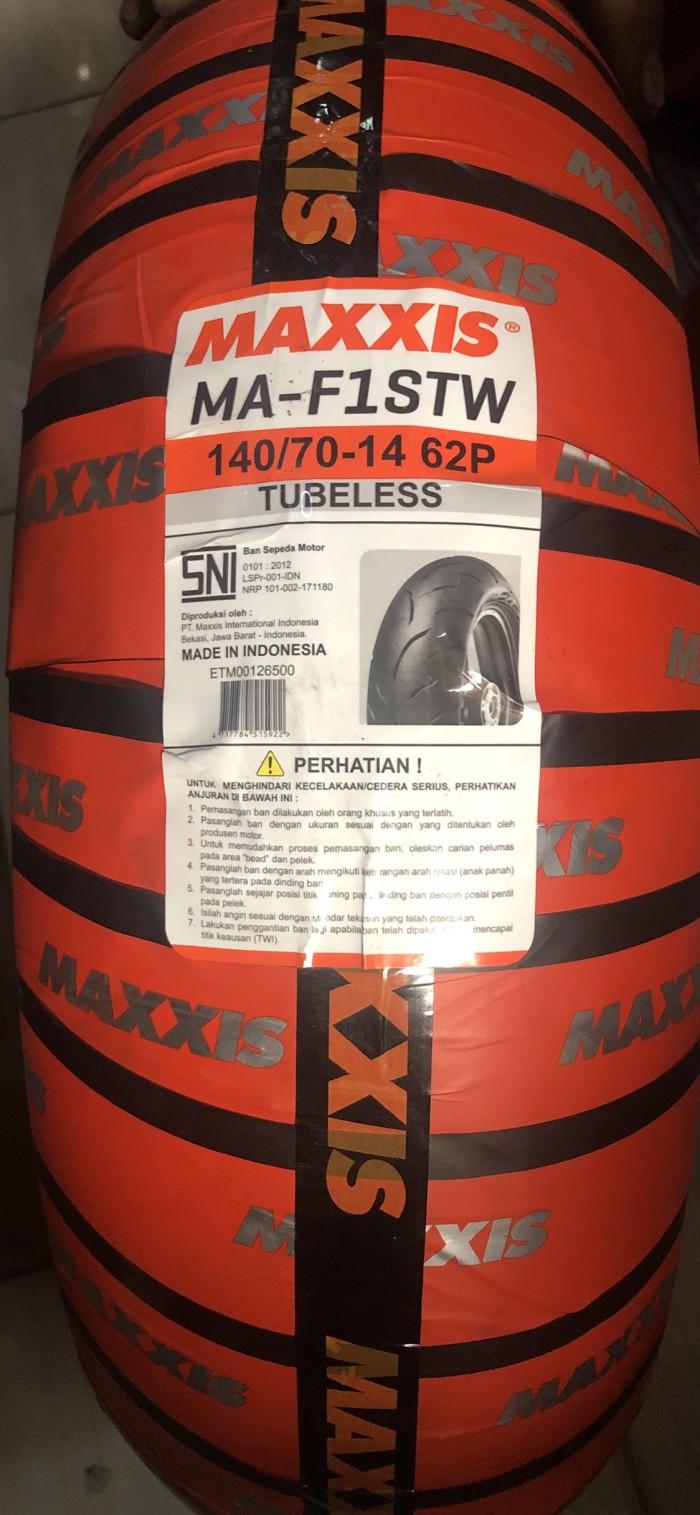 harga Maxxis ma-f1stw 140/70-14 tubeless.. Tokopedia.com