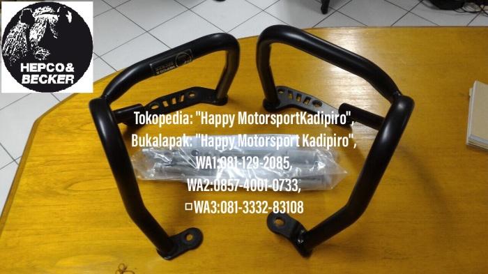 Jual Engine guard crashbar protector mesin BMW R NineT Hepco Becker Germany  - Kab  Bantul - Happy MotorsportKadipiro   Tokopedia
