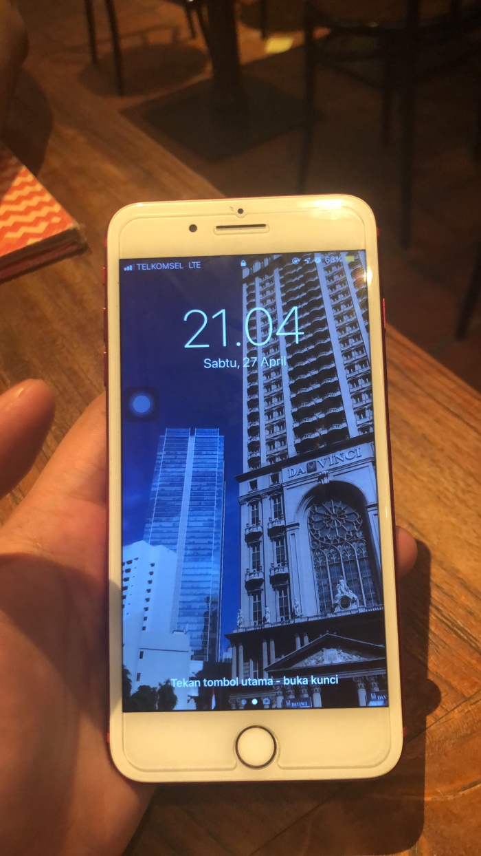 Jual Iphone 7 plus 128 giga - Kota Bogor - Zutto_ID ...