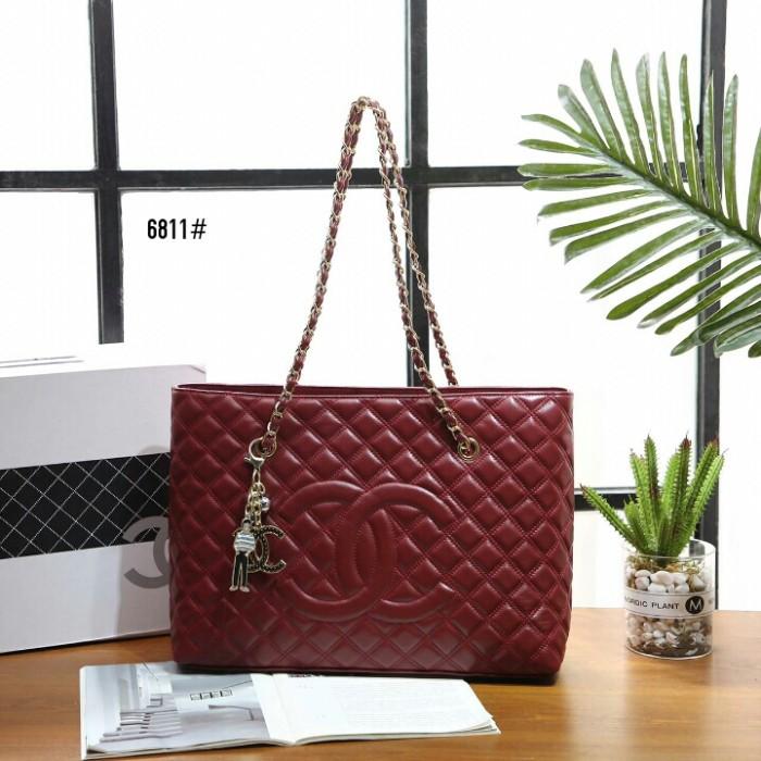 dc270c581035 Jual Murah Chanel Classic Chain Tote Bag-[High Premium AAA+] Di ...