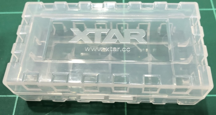 Foto Produk XTAR BATTERY CASE FOR 18650/18700 BATTERY dari DigitekMart