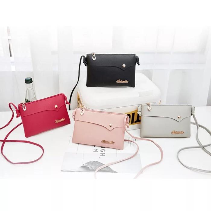 Foto Produk T022 Sling Bag Fashion / Tas Selempang Wanita / Mini Bag dari CICAQGO