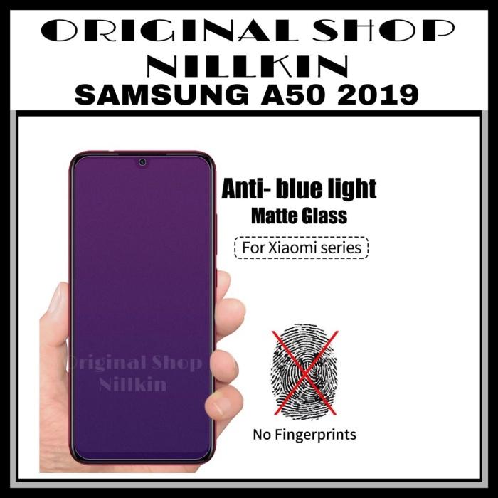 harga Samsung galaxy a20s a207 tempered glass matte anti minyak blue light Tokopedia.com