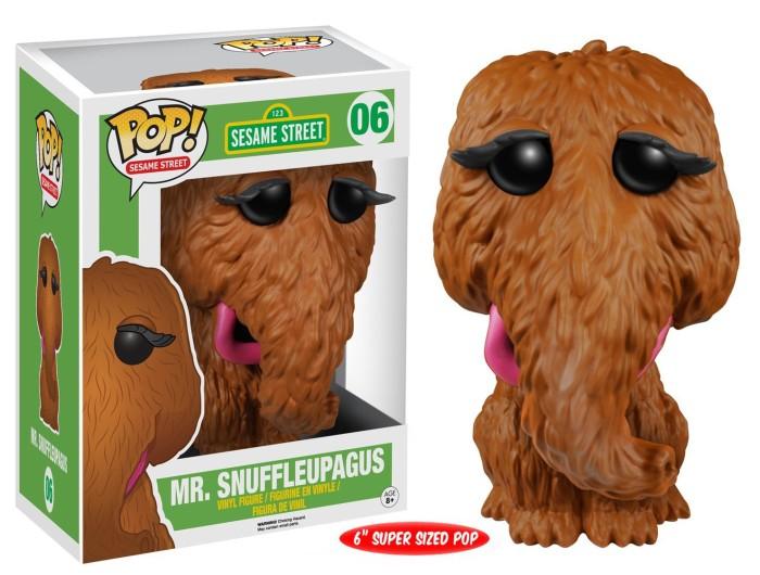 Jual Funko Pop! MR  Snuffleupagus Limited Edition 6 inch Sesame Street -  Kota Batam - CALIFORNIA   Tokopedia