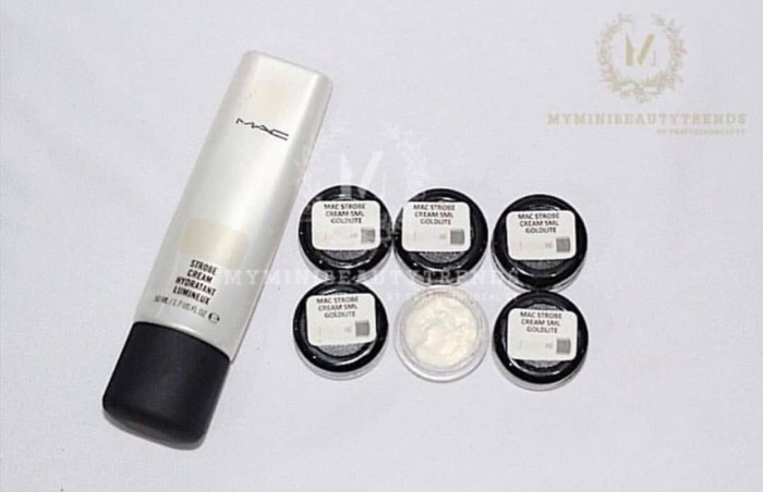 harga Mac strobe cream hydratant lumineux - pinklite 5ml Tokopedia.com
