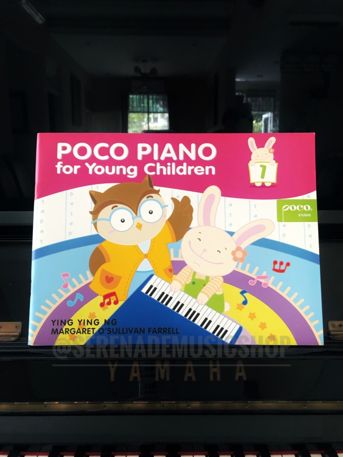 POCO PIANO for Young Children - Book 1