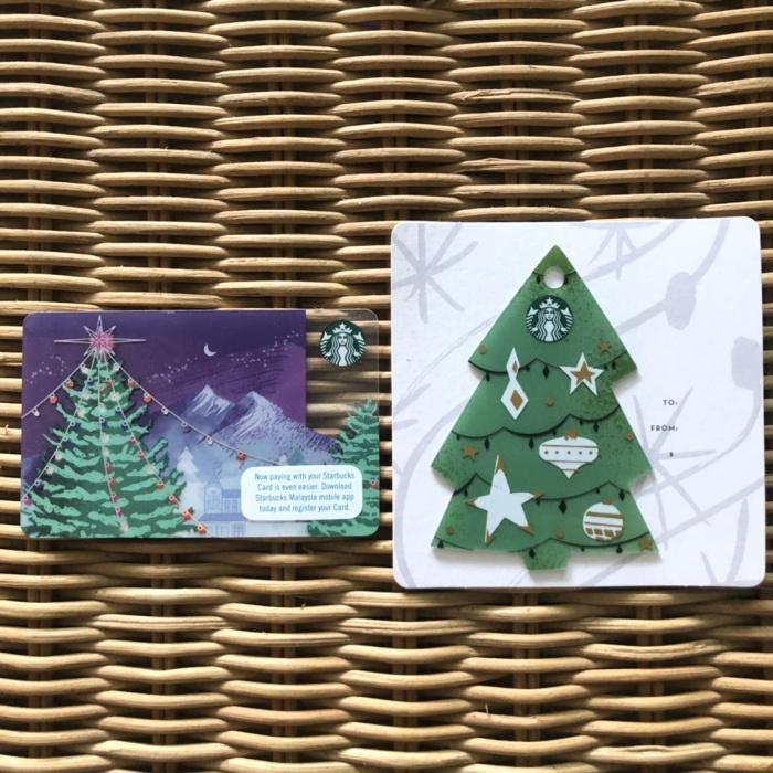Jual Starbucks Card Kartu Starbucks Collection Christmas Malaysia Jakarta Barat Cobelido Tokopedia
