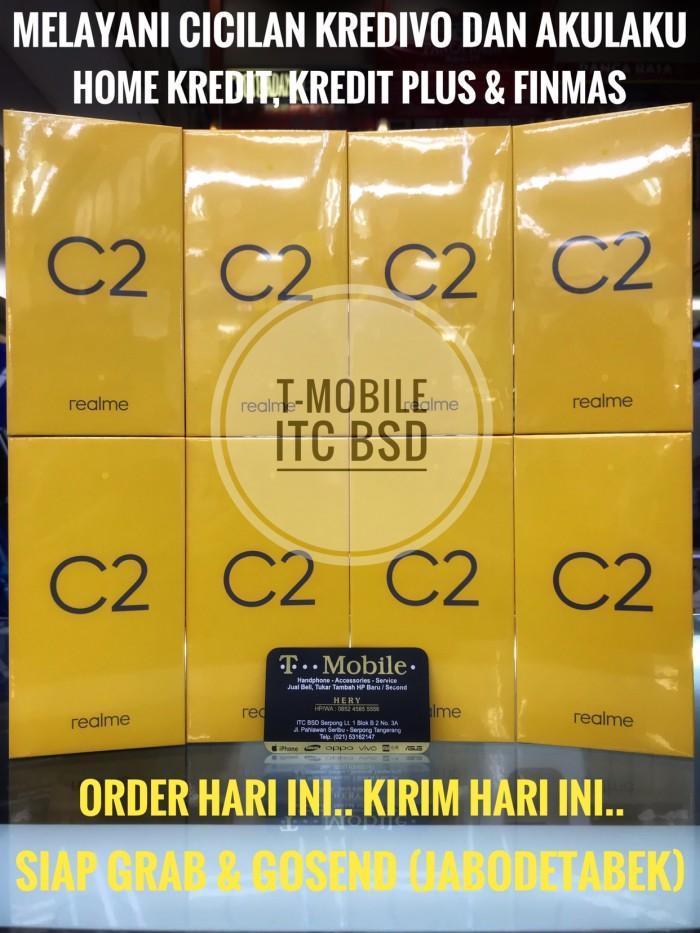 Jual Realme C2 2019 2GB+16GB - Baterai 4000mAh, Garansi Resmi Realme 1 Thun  - Kota Tangerang Selatan - T-Mobile BSDMALL | Tokopedia