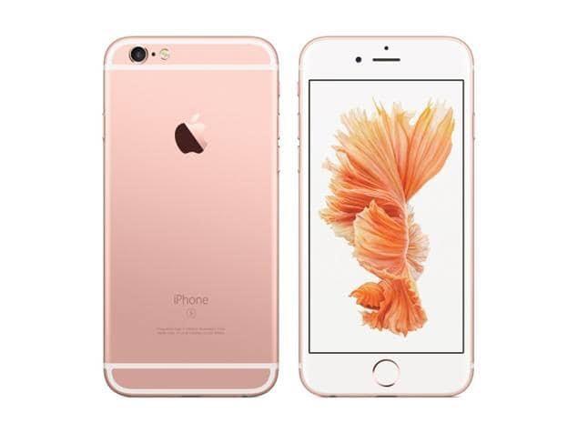 Foto Produk iPhone 6s 128gb rosegold dari elvee.id