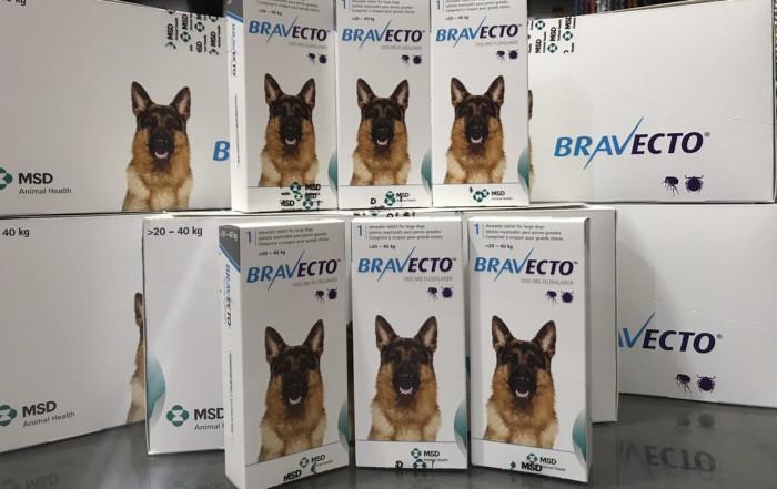 Foto Produk BRAVECTO 20-40kg dari Drvet