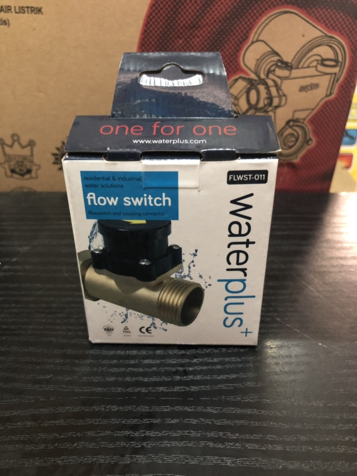 harga Flow switch waterplus 1 inch sparepart Tokopedia.com