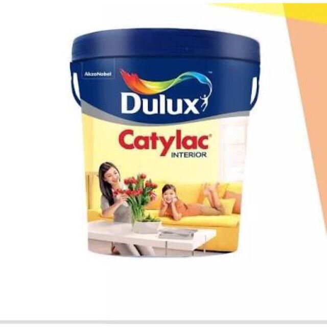 harga Cat tembok dulux catylax 25 kg | pail warna Tokopedia.com
