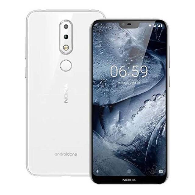 harga Nokia 6.1 plus 4/64gb garansi resmi 1 tahun Tokopedia.com