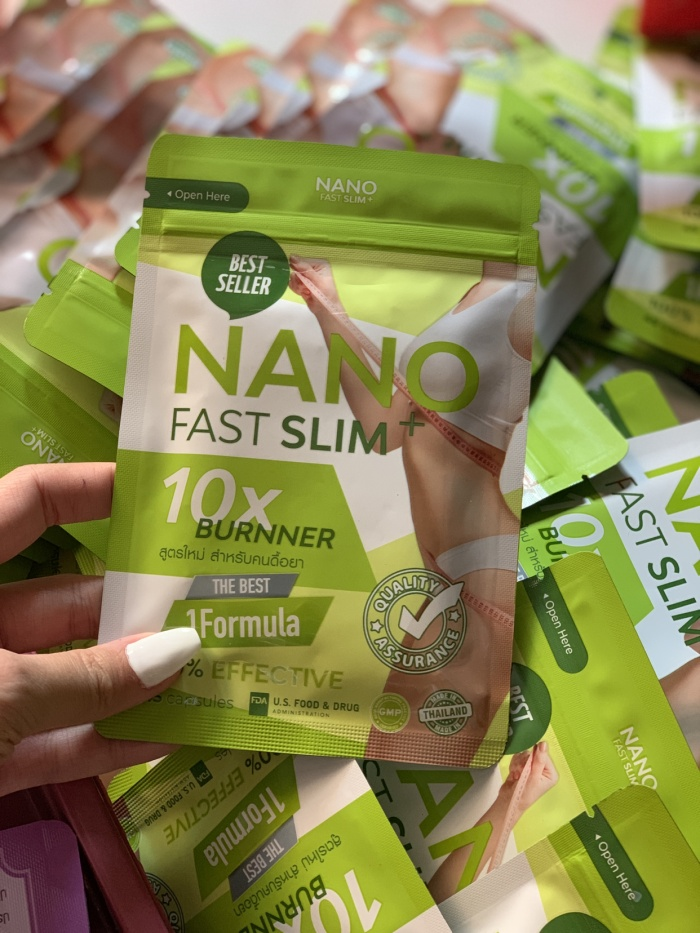 nano fast slim 10x burner review indonesia