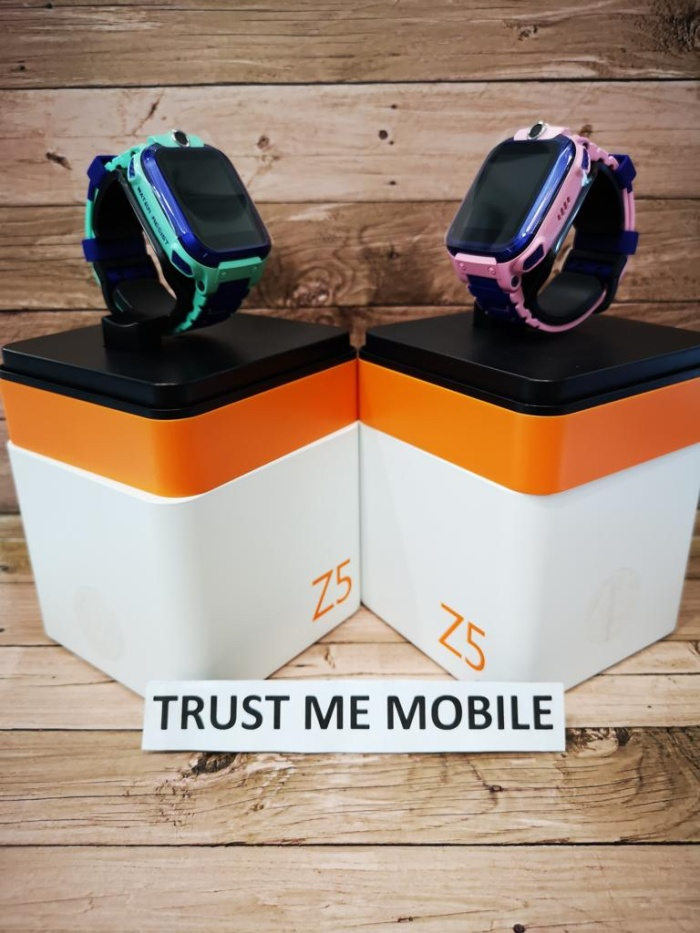 Foto Produk IMOO Z5 WATCH PHONE HD VIDEO CALL GRS RESMI HIJAU DAN PINK dari Trust Me Mobile