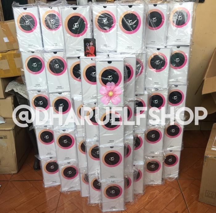 "Jual TWICE Official Lightstick ""Candy Bong Z"" Version 2 - Kota Tangerang -  Dharu Elfshop | Tokopedia"