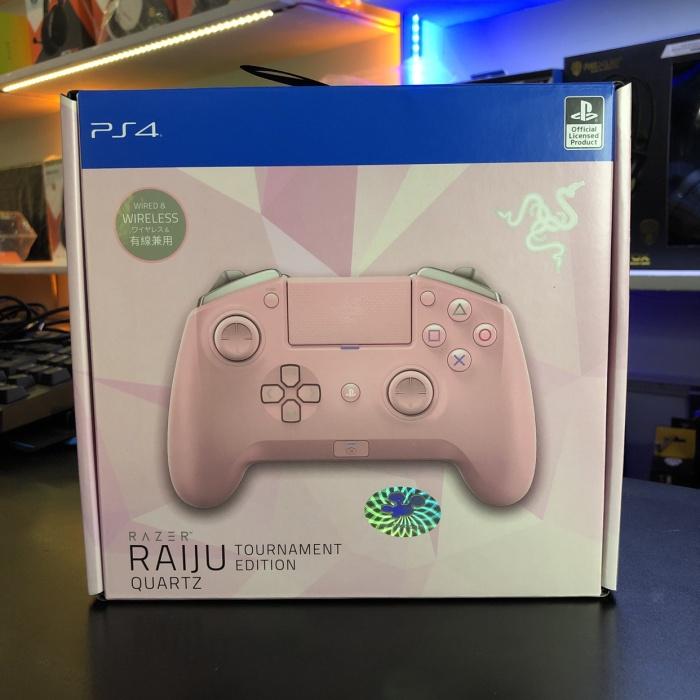 Jual Razer Raiju Tournament Edition Quartz Gaming Controller for PS4 - Kota  Bekasi - igamerworld bekasi | Tokopedia