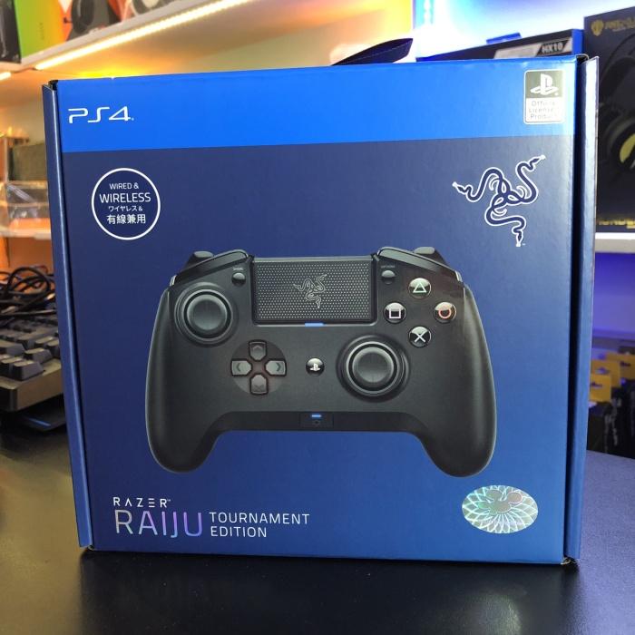 Jual Razer Raiju Tournament Edition Gaming Controller for PS4 - Kota Bekasi  - igamerworld bekasi | Tokopedia