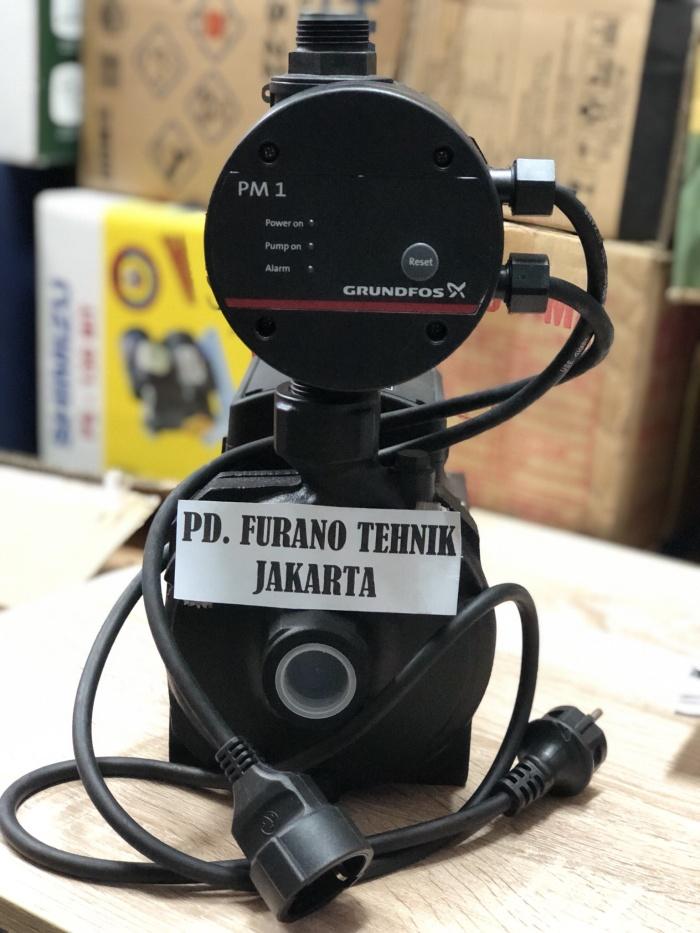 Foto Produk Pompa Booster GRUNDFOS NS 4-23M + PM1 dari PD. FURANO TEHNIK