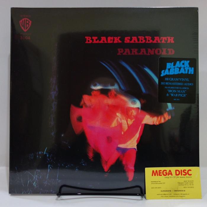 harga Lp black sabbath - paranoid album vinyl piringan hitam ph Tokopedia.com