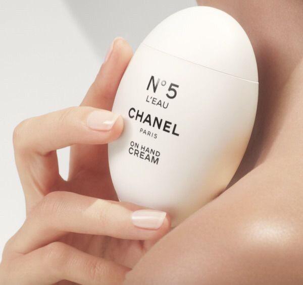 009bb0ee Jual Chanel l'eau no 5 on hand cream - Kota Bandung - Kitten Beauty |  Tokopedia