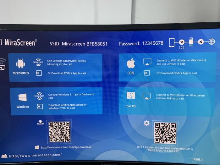 Jual Anycast Wireless Hdmi dongle 5G+2 4G MiraScreen G9 plus 4K Dual band -  Jakarta Utara - Mix acc88 | Tokopedia